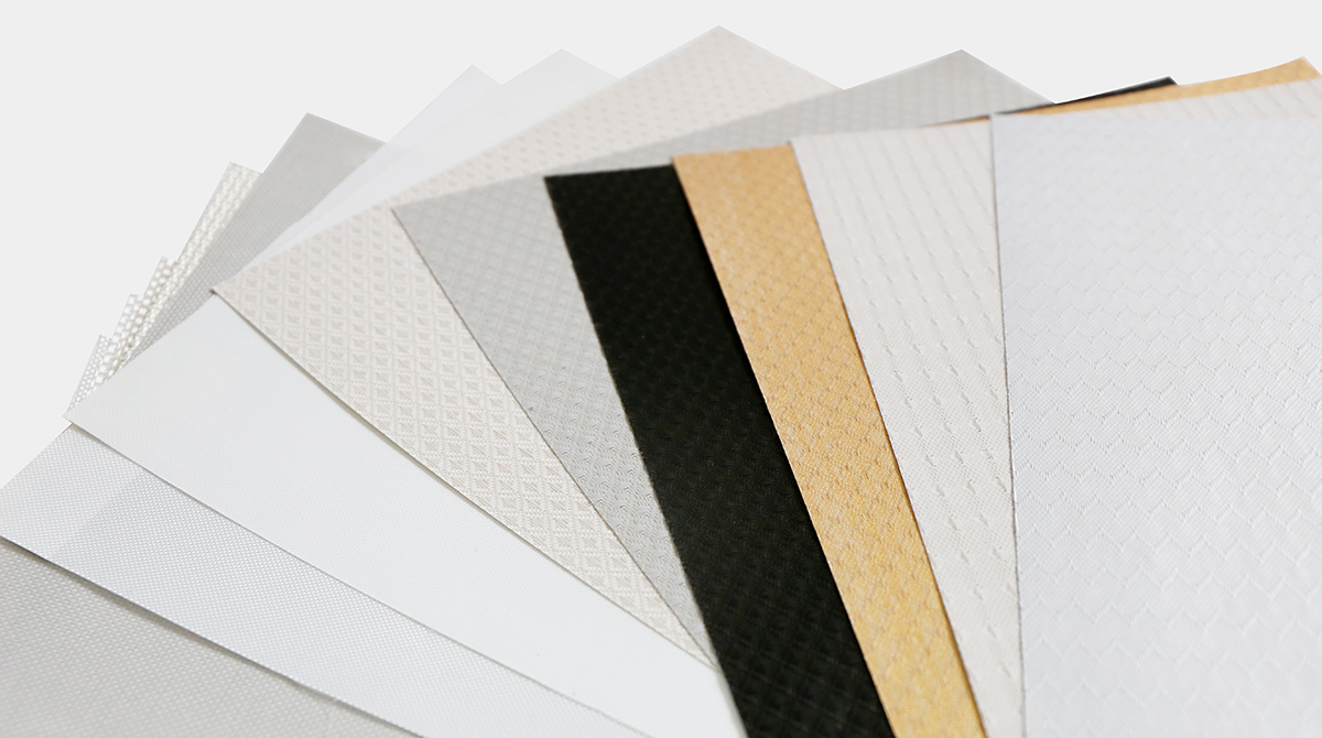 VEIK high-end PTFE functional roll curtain fabric